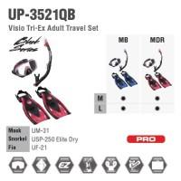 TUSA UP-3521QB VISIO TRI-EX ADULT TRAVEL SET