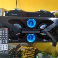 Speaker Bluetooth ADVANCE M9200BT (Support MIC untuk karaoke)