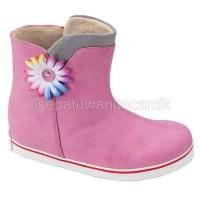 Promo Spesial! Sepatu Boots Anak Perempuan Pink Lucu Murah Ter Kere
