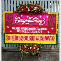 Bunga Papan Congratulations/Selamat Sukses