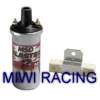 MSD Blaster 2 Ignition Coils 8200 Made In USA