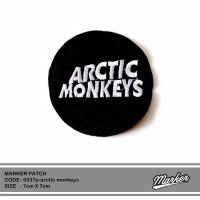 Patch Emblem/Bordir Band Artic Monkeys