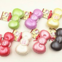 squishy hello kitty macaroon bow original packaging slow rising