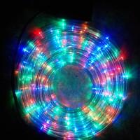 Lampu LED selang / Rope Light / Lampu Dekorasi 10M (10 Meter) Colorful