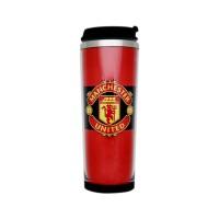 Jual Tumbler Botol Minum Stainless Manchester United 01 Murah