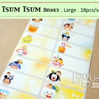 Tsum Tsum Disney. LARGE. Cute tomica boneka figurine casing frozen dkk