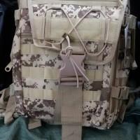 TAS RANSEL ARMY MILITER TENTARA GUNUNG OUTDOOR 9900 IMPORT
