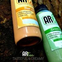 Jual ARtea Two is Better Than One - Green Tea Thai Tea Taro Murah