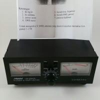 Power & SWR Meter Maldol HS260