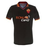 Jersey AS Roma Third 2013-2014