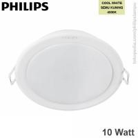 Lampu Downlight LED Philips 10W 59203 Meson Cool White 10 W Watt semu