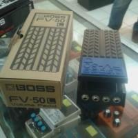 Boss FV-50L Pedal/foot Volume