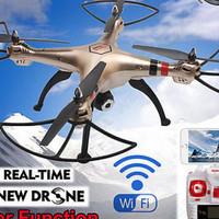 Jual Drone Camera Syma X8HW X8HW-1 WIFI FPV Altitude Hold True HD 720P Murah