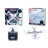 Drone Raksasa Mingji MJ 109B 4Ch 6-Axis Giant Quadcopter w/ HD Camera