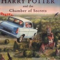 Buku Novel / Import - Illustrated Harry Potter & the Chamber of Secret