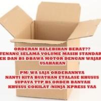 KHUSUS CUSTOM ORDER BY GOKILAT / NINJA EXPRESS / GRABCAR / GOBOX