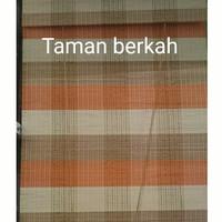 harga Tirai Bambu 90x180 Cm Dengan Cover / Kris Bamboo Blind Tokopedia.com