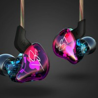 IEM Knowledge Zenith KZ - ZST Hybrid with Mic