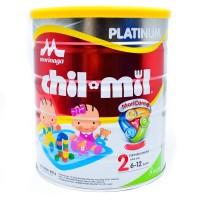 Jual MORINAGA CHIL MIL Platinum 800gr | Susu Anak 6 - 12 bulan | Tin Murah