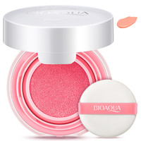 BIOAQUA BLUSH ON CUSHION SMOOTH MUSCLE FLAWLESS 03 BRIGHT ORANGE