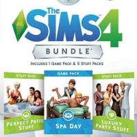 DLC Serial Key Original The Sims 4: Bundle Pack 1 Origin
