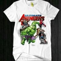 Jual kaos 3D umakuka - avengers ultimate Murah