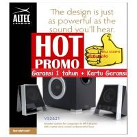 harga Altec Lansing VS2621 2.1 Channel Speaker System VS-2621 Tokopedia.com