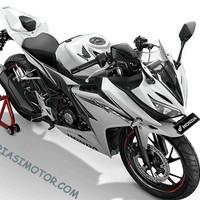 Stand Paddock Motor | Honda CBR 150 Facelift
