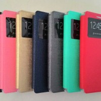 FLIP COVER UME SAMSUNG GALAXY GRAND 1 DUOS / NEO LEATHER CASE VIEW