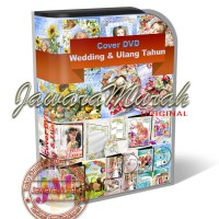 harga Cover Dvd Wedding Dan Ulang Tahun Tokopedia.com