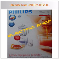 Blender Glass - PHILIPS HR 2116