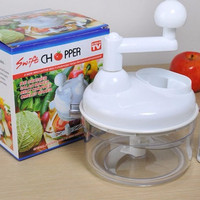 Blender Tangan Manual Swift Chopper Food Processor