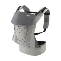Aprica Baby Carrier Colan Hug Original Kingdom Grey 39446