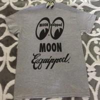 Moon Eyes / Mooneyes MOON Equipped Logo T-Shirt