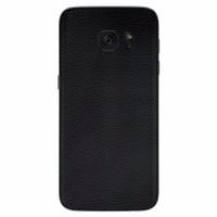 N-SkiN High Quality Premium Samsung Galaxy S7 Edge -3m Black Leather