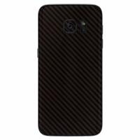 N-SkiN High Quality Premium Samsung Galaxy S7 Edge -3M Black Carbon