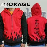 Jual jaket naruto sage mode merah Murah