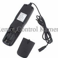 LCD Display Timer Remote Control for Canon 1000D Pentax K200D Samsung