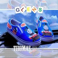 Sepatu Anak Karakter Thomas Kartun