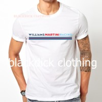 tshirt WILLIAMS MARTINI RACING (bdc)
