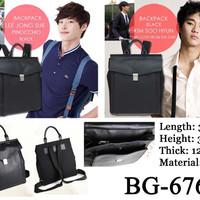 Backpack Kim Soo Hyun - Lee Jong Suk