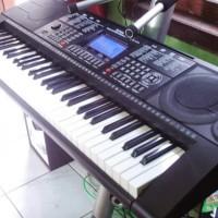 Keyboard Techno T9880i Tuts Piano USb, Mmc