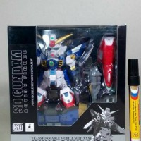sale mainan action figure sd gundam transformable mobile suite wing