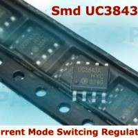 SMD UC3843A UC3843 IC High Performance Current Mode Switcing UC3843AN