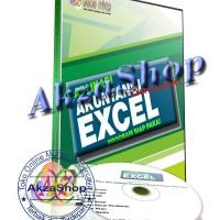 Jual Aplikasi Akuntansi Excel Siap Pakai Murah