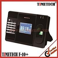 Jual Timetech F10/Fingerprint/Absensi/Brankas/Laminating/Stapler/Jilid/Buku Murah