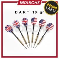 ARROW / PANAH / JARUM / DART TIPS / DART GAME 16 gram