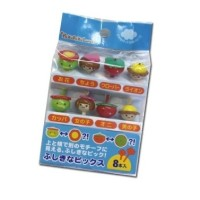 Food Pick Face Magical (Kode : FP 66) - Bento Tools Original