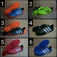 sepatu adidas futsal / olahraga lari volly / sepatu sepakbola murah