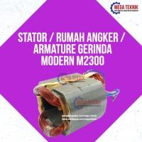 Stator / Gulungan Mesin / Rumah Angker / Armature Gerinda Modern M2300